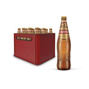 Dorada Botella Retornable (620ml) Caja x 12