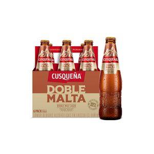 Doble Malta Botella (330ml) Pack x 6