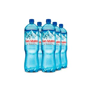 Con Gas (1500ml) Pack x 6