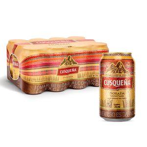 Dorada Lata (355ml) Pack x 12